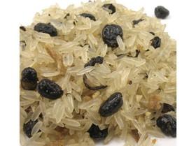 Bulk Foods Inc. Haitian Rice & Black Beans 3/5lb, Price/Case