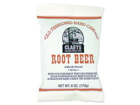 Claeys 24/6oz Root Beer Drops, Price/Case
