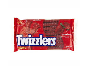 Hershey 24/1lb Strawberry Twizzlers, Price/Case