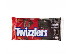 Hershey 24/12oz Chocolate Twizzlers, Price/Case