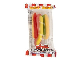 E.Frutti Gummi Hot Dog 60ct, Price/Box
