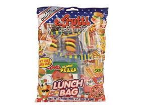E. Frutti 12ct Gummi Lunch Bag, Price/Case