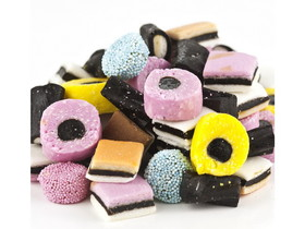Gustaf's 4/6.6lb Gustaf's Licorice Allsorts, Price/Case