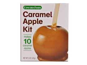 Concord Caramel Apple Kit 24/5oz, Price/Case