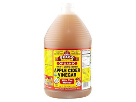 Bragg Organic Apple Cider Vinegar w/Mother 4/1gal, Price/Case