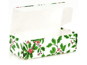 250ct 1/2lb Candy Box Holly, Price/CS