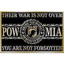 Eagle Emblems B0134 Buckle-Pow*Mia, Their War (3-1/4