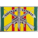 "Eagle Emblems BUCKLE-VIET, VET.1962-1975 (3-1/4"")"