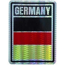 "Eagle Emblems DEC-GERMANY (3""X4"")"