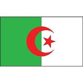 Eagle Emblems FLAG-ALGERIA (3ftx5ft)