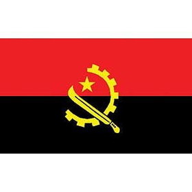 Eagle Emblems FLAG-ANGOLA (3ftx5ft)