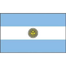 Eagle Emblems FLAG-ARGENTINA (3ftx5ft)