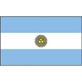 Eagle Emblems FLAG-ARGENTINA (3ftx5ft)