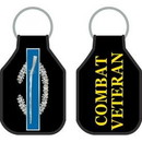 Eagle Emblems KC0028 Key Ring-Army, Cib Embr. (1-3/4