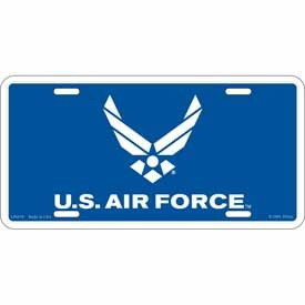 Eagle Emblems LIC-USAF, WINGS