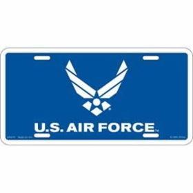 Eagle Emblems LIC-USAF, WINGS