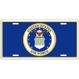 Eagle Emblems LIC-USAF, LOGO