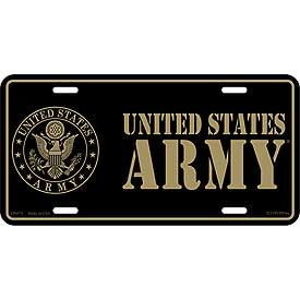 Eagle Emblems LIC-ARMY, LOGO, US