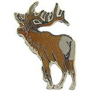 "Eagle Emblems PIN-ELK  (1"")"