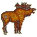 "Eagle Emblems PIN-MOOSE  (1"")"