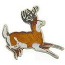 "Eagle Emblems PIN-DEER, WHITETAIL  (1"")"