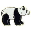 "Eagle Emblems PIN-BEAR, PANDA, RIGHT  (7/8"")"