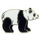 "Eagle Emblems PIN-BEAR, PANDA, RIGHT  (7/8"")"