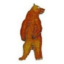 "Eagle Emblems PIN-BEAR, BROWN, STANDING (1"")"