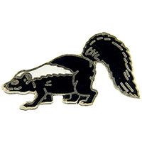 "Eagle Emblems PIN-SKUNK  (1"")"