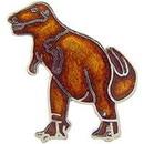 "Eagle Emblems PIN-DINO, TYRANNOSAURUS RX  (1"")"