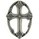 "Eagle Emblems PIN-ORG, CROSS  (1"")"