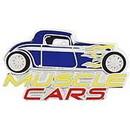 "Eagle Emblems PIN-CAR, SCR, I LOVE HOTROD (1"")"