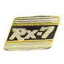 "Eagle Emblems PIN-CAR, MAZDA, RX-7, LOGO (1"")"