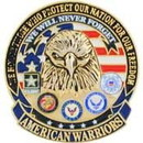 """Eagle Emblems PIN-ARMY, MESS W/BEST  (1""""), P15702"""