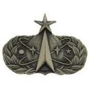 Eagle Emblems P16529 Wing-Usaf, Space Ops, Sr. (1-5/8