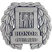 "Eagle Emblems BDG-ARMY, HONOR GUARD, TOMB OF THE UNKNOWN SOLDIER (2"")"