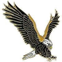 """Eagle Emblems PIN-EAGLE, LANDING  (1"""")"""