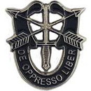 "Eagle Emblems PIN-SPEC, DE OPPRESSO  (1"")"