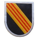 "Eagle Emblems PATCH-SPEC, FORCES, 5TH GRP  (3"")"