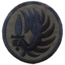 "Eagle Emblems PATCH-FRENCH, METRO PARA.  (3"")"