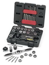 GearWrench KD3885 40 Piece GearWrench SAE Tap and Die Set