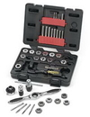 GearWrench KD3886 40 Piece GearWrench Metric Tap and Die Set