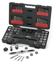 GearWrench KD3887 75 Piece GearWrench SAE/Metric Tap and Die Set