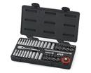 GearWrench KD80300 51 Piece 1/4 Drive 6 Point Socket Set