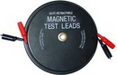 A & E Hand Tools KS1138 Magnetic Back Retractable Test Leads 2x30Ft