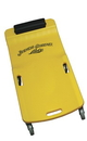 Lisle LS93032 Yellow Large Wheel Plastic Creeper