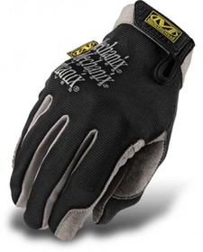 Mechanix Wear H15-05-009 Utility Leather Glove With Velcro Strap Medium