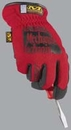 MechaniWear MEXMFF-02-008 Fast Fit Red Small Glove