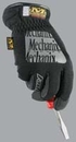 Mechanix Wear MEXMFF-05-008 Fast Fit Black Small Glove