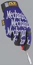 MechaniWear MEXMG-03-010 Original Blue Large Glove